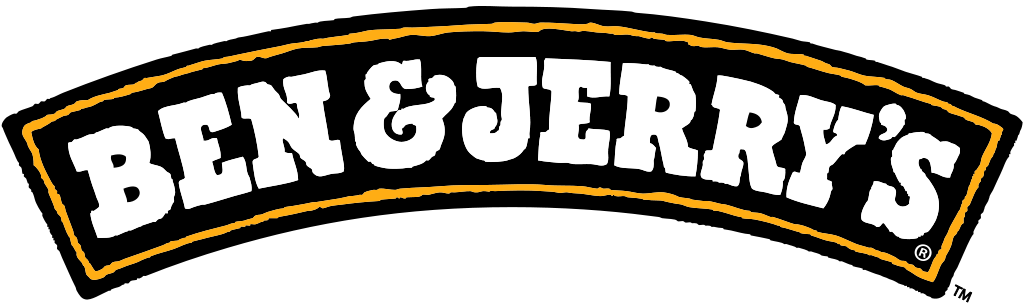 Ben and Jerry Logo